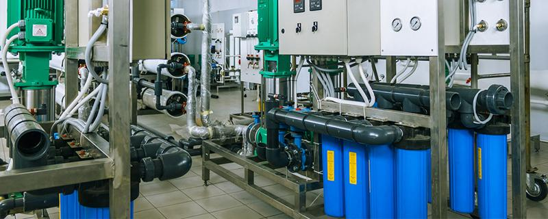 Commercial Water Filtration Systems
